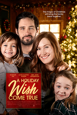 A Holiday Wish Come True International Trailer