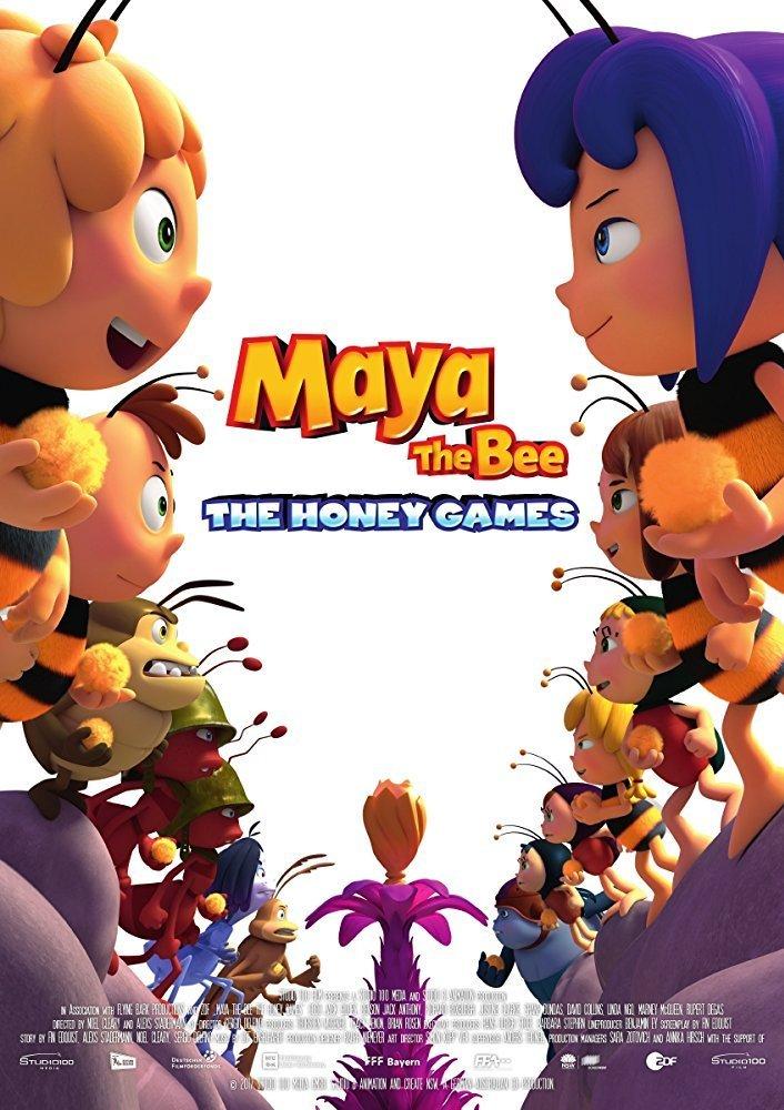 Maya the Bee 2 Theatrical Trailer