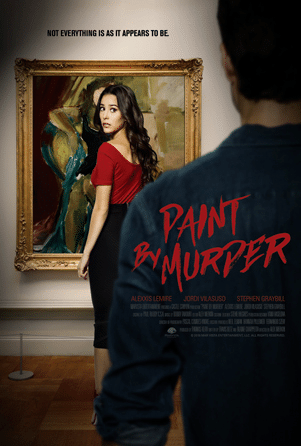 Paint By Murder International Trailer
