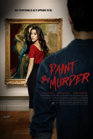 Paint By Murder International Trailer