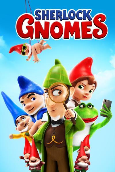 Sherlock Gnomes VOD Spot