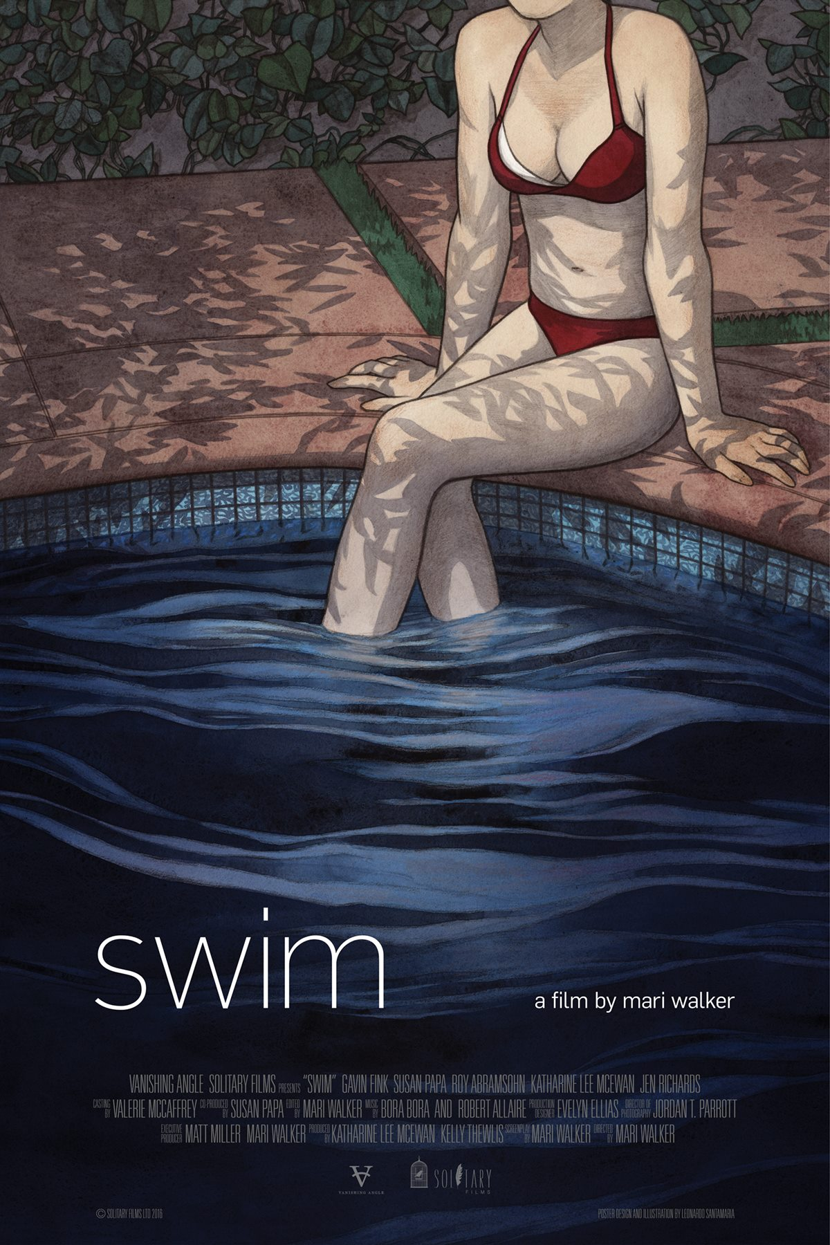 Swim Official Trailer
